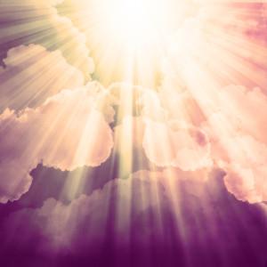 radiant light