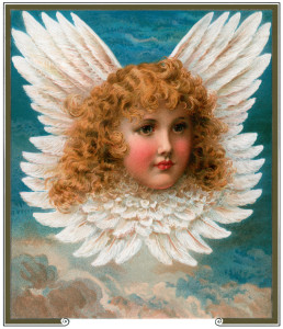 angel image with wings