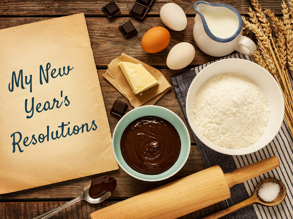 My Secret Recipe for Successful New Year's Resolutions