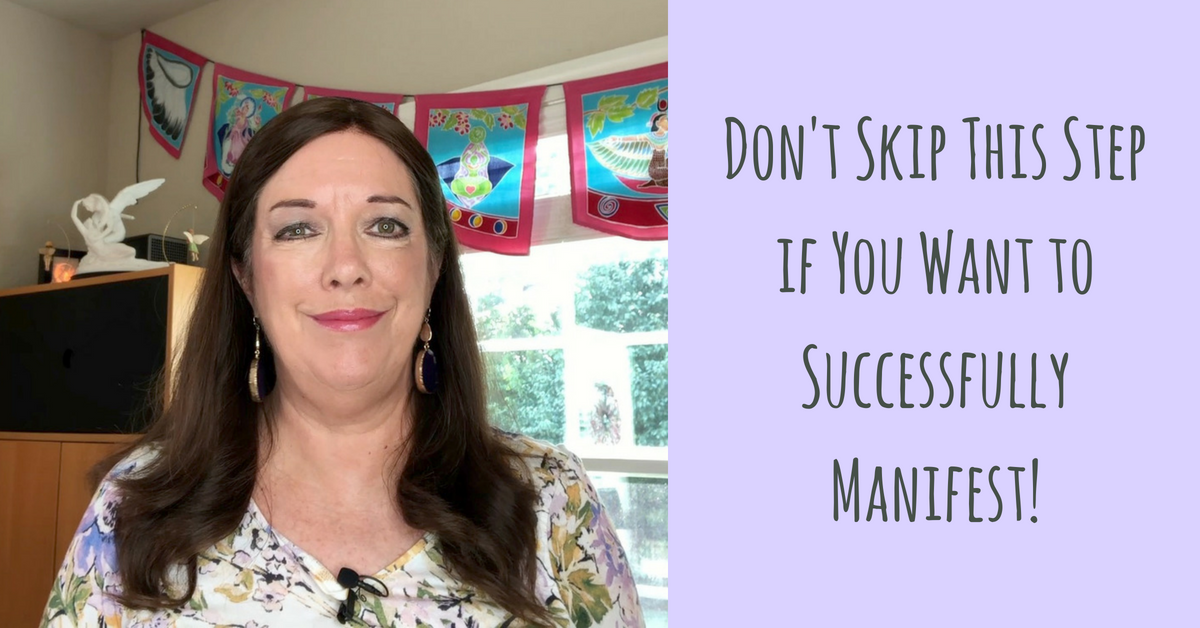 Don't Skip this Step if You Want to Successfully Manifest!