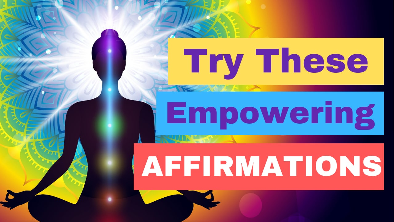 Affirmations to Raise Your Vibration and Increase Your Confidence & Motivation