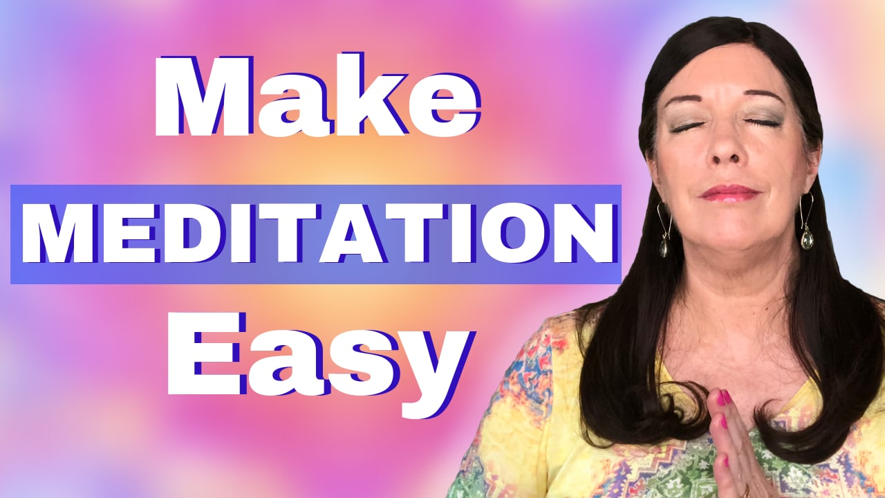 3 Things You Can Do to Make Meditation Easier & More Enjoyable