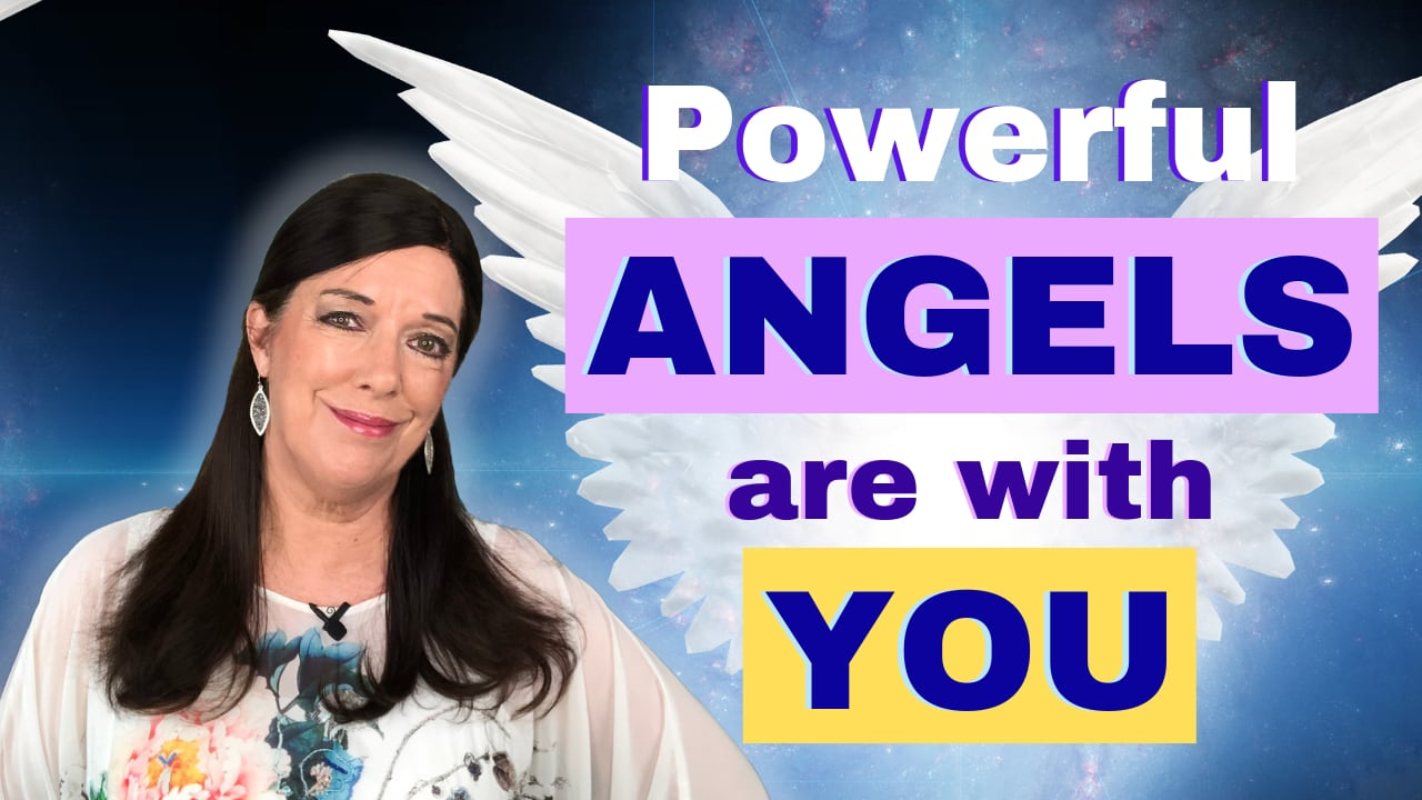 How to Connect with Powerful Angels and Receive their Guidance & Support