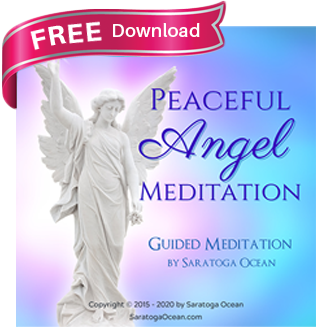 Free Download: Peaceful Angel Meditation by Saratoga Ocean